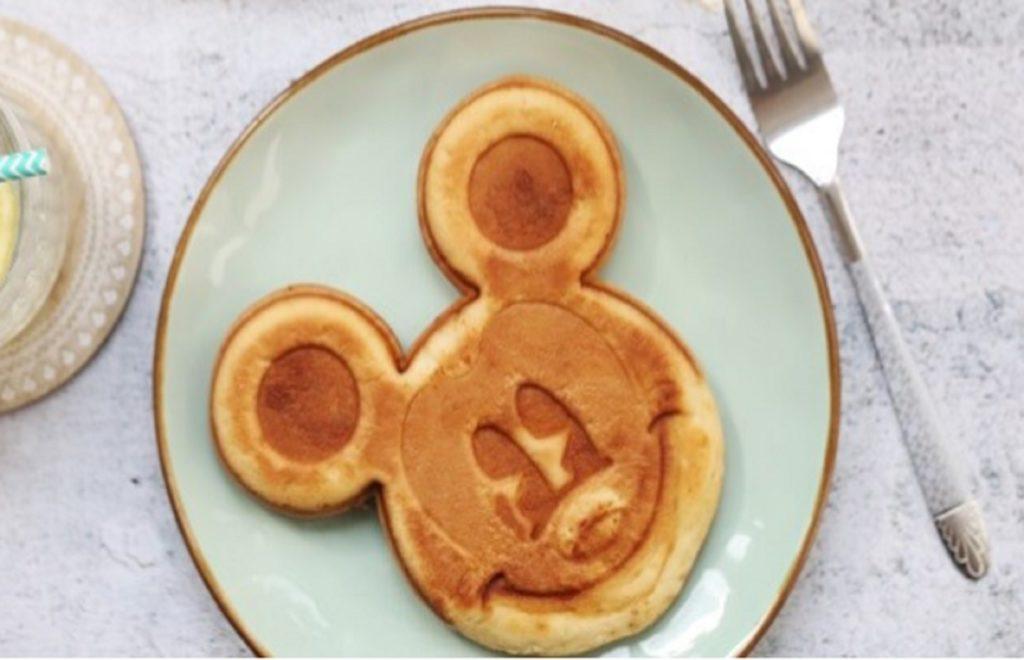 Vegan food at Disney