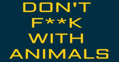 Don't F**k With Animals